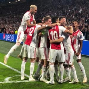AFC Ajax vs VVV Venlo