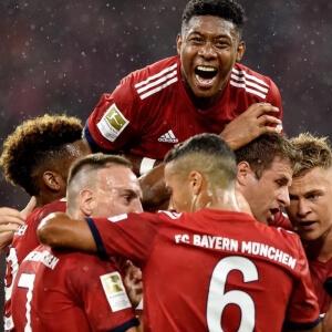 FC Bayern Munich vs Freiburg