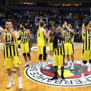 Fenerbahçe vs Olympiakos